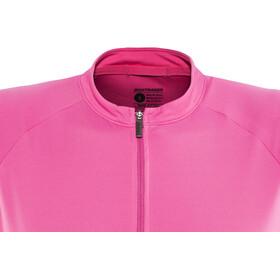 Bontrager Kalia Kortærmet cykeltrøje Damer pink